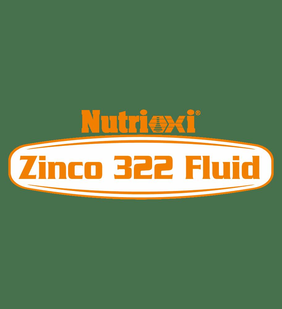 Nutrioxi Zinco 322 Fluid
