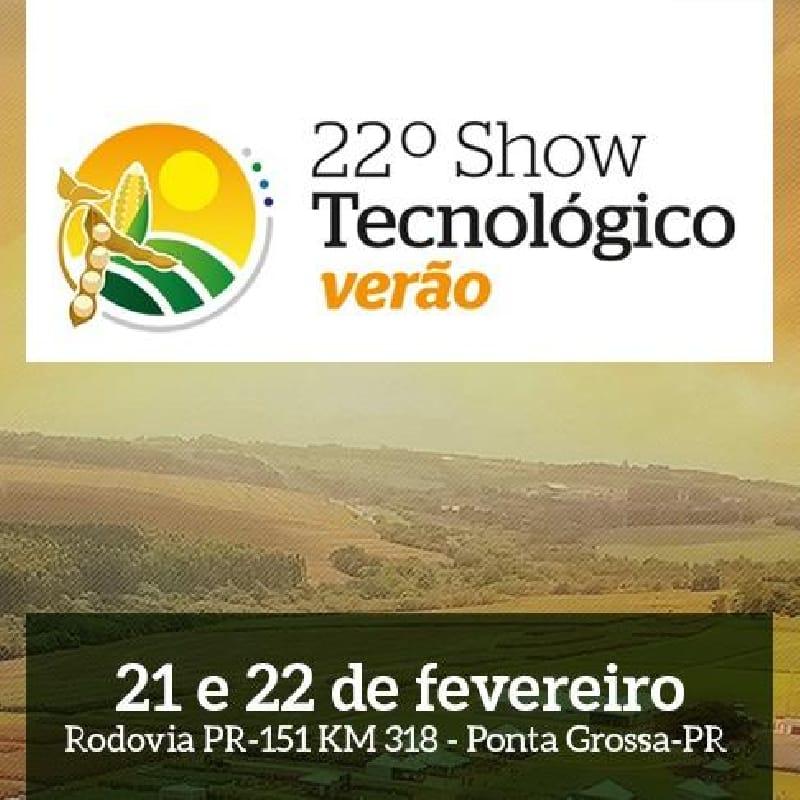 22º Show Tecnológico Verão