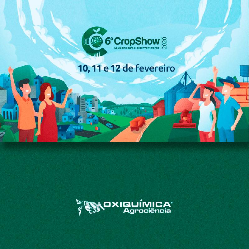 6º Cropshow