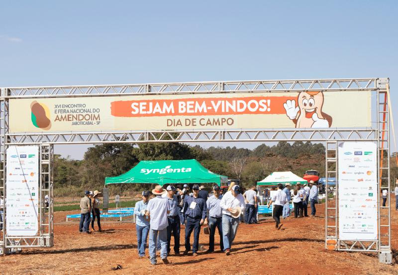 Feira Nacional do Amendoim 2019