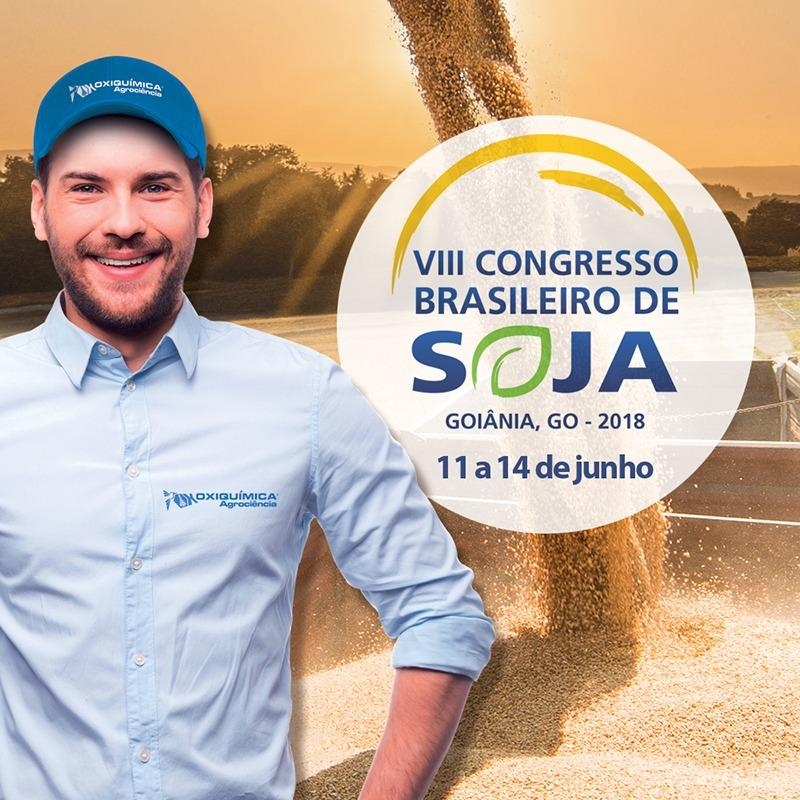 VIII Congresso Brasileiro de Soja